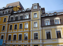 Office space in 4-5 floors, 25B P Sagaydachnogo Street