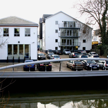 Serviced offices in Waterman's House & Captain's House Kingsbury Crescent