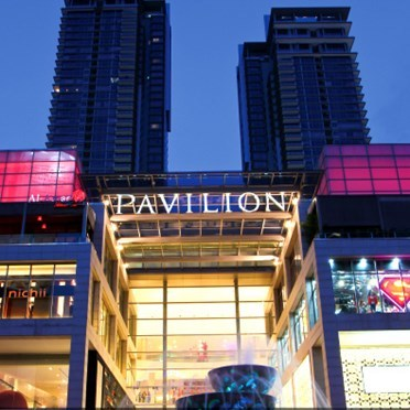 Office space in Level 8, Pavilion KL, 168 Jalan Bukit Bintang