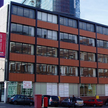 Compare Office Spaces, Lionel Street, Birmingham, B3, Main