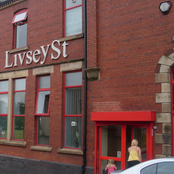 Office space in 1 Livsey Street