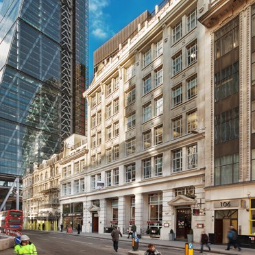 Office space in 107 Leadenhall Street