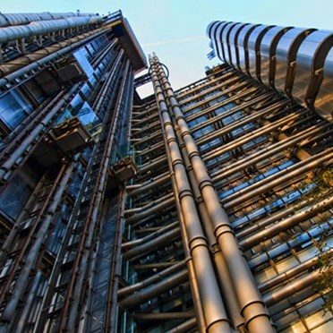 Office space in Lloyd's Building, 12 Leadenhall Street