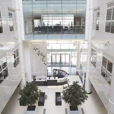 Office space in 1 City Square