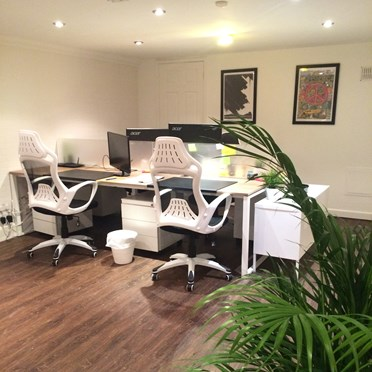 Office space in space282, 282 Leigh Road
