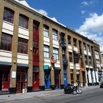 Leonard Street, London, EC2A
