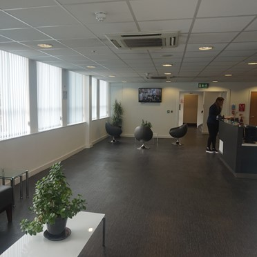 Office Spaces To Rent, Broad Street, Bury, BL9, 1