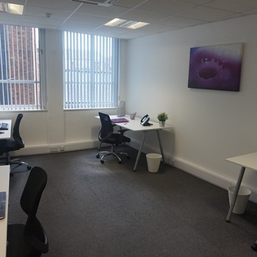 Compare Office Spaces, Broad Street, Bury, BL9, 3