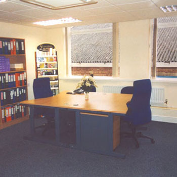 Office space in Audit House, 260 Field End Road