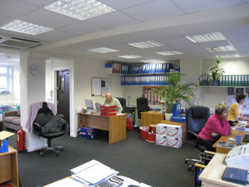 Office space in London House Business Centre Texcel Business Park