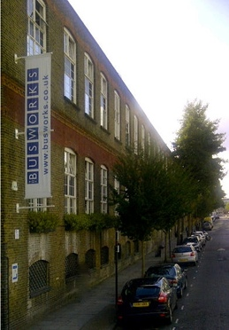 Office space in United House / Omnibus Centre North Road