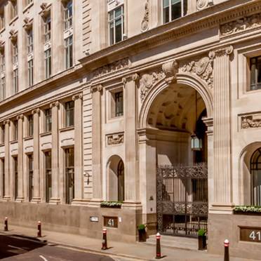 Office space in 41 Lothbury