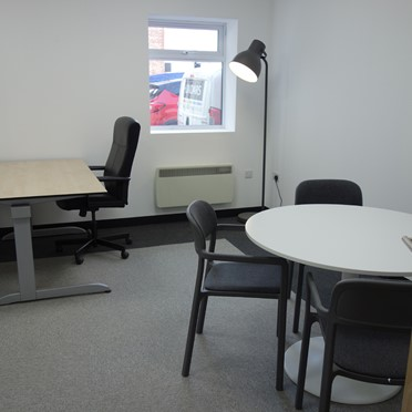 Office space in Interzone House, 74-77 Magdalen Road