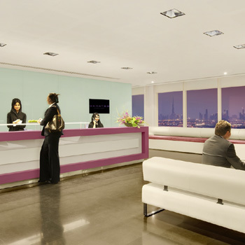 Office space in Festival Tower