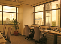 Office space in Manila Global City