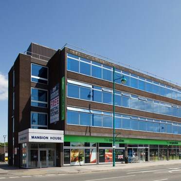 Office space in Mansion House Wellington Road South