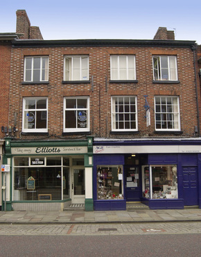 Compare Office Spaces, Market Place, Macclesfield, Cheshire, SK10, Main