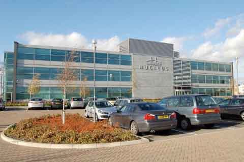 Serviced offices in The Nucleus The Bridge, Brunel Way, Marsh Street