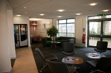 Office space in Basepoint Crawley Metcalf Way