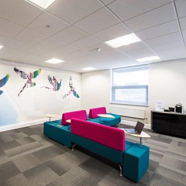 Office space in Merlin House, 4 Meteor Way