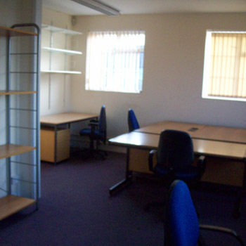 Office space in Marshall House Middleton Road