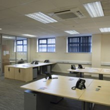 Office space in Minerva House Hornby Street