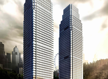 Office space in 33/F Yangtze River International Plaza, 22 Nanbin Road
