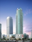 Office space in 8/F Regus Tianjin Centre, No. 219 Nanjing Road