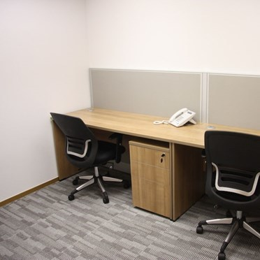 Office space in 8/F Miramar Tower, 132 Nathan Road