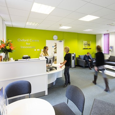 Office space in Oxford Centre for Innovation New Road