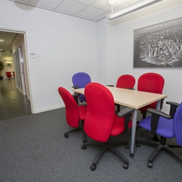 Office space in Queens Dock Business Centre Norfolk Street