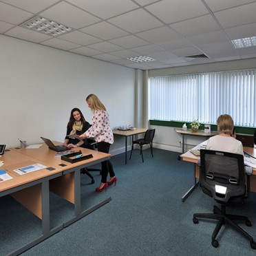 Office space in Bridgewater House North Road