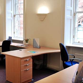 Office space in 7 - 9 North St David Street