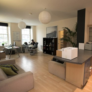 Office space in Creative Lofts, 15 Northumberland Street