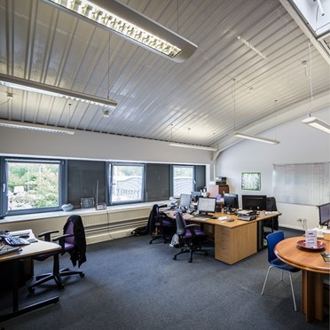 Office space in Mansfield i-Centre Oakham Business Park, Hamilton Way