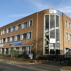 Office space in Kingsbury House, 468 Church Lane