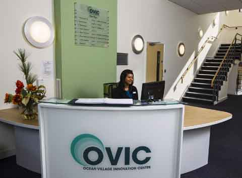 Office space in Ocean Village Innovation Centre Ocean Village