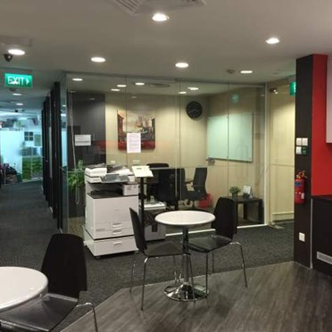 Office space in The Octagon (Shenton Way CBD, Singapore), 105  L22 Cecil Street