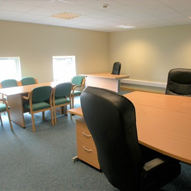 Office space in Barbury House, 8 Hardy Close