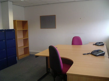 Office space in Liberty House, 15 Cromarty Campus