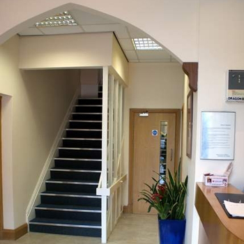 Office space in Castle Court Cathedral Road