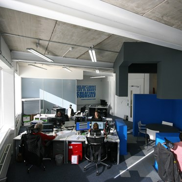 Office space in PM House, Riverway Estate Old Portsmouth Road