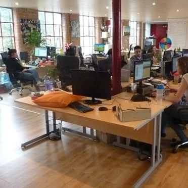 Office space in Oldknows Factory Egerton Street