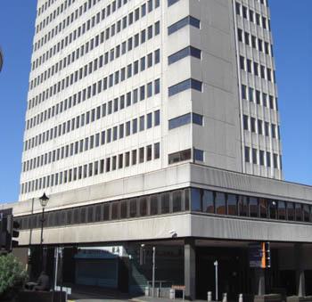 Office space in Tameway Tower, 48 Bridge Street