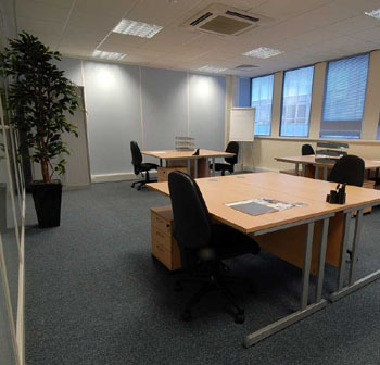 Office Spaces To Rent, Bridge Street, Walsall, WS1, Main