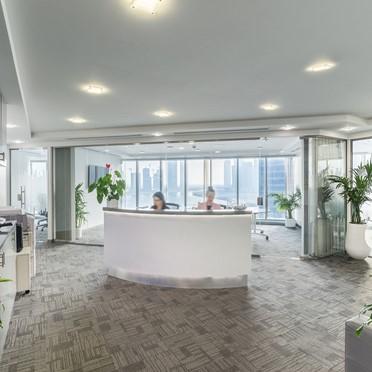 Office space in Opal Tower, 7th Floor, 701-705, Burj Khalifa Boulevard, Business Bay