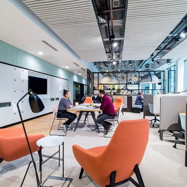 Compare Office Spaces, Colmore Circus Queensway, Birmingham, B4, 2