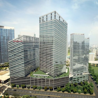 Office space in Unit 9B, Net Park 5th Avenue, Bonifacio Global City