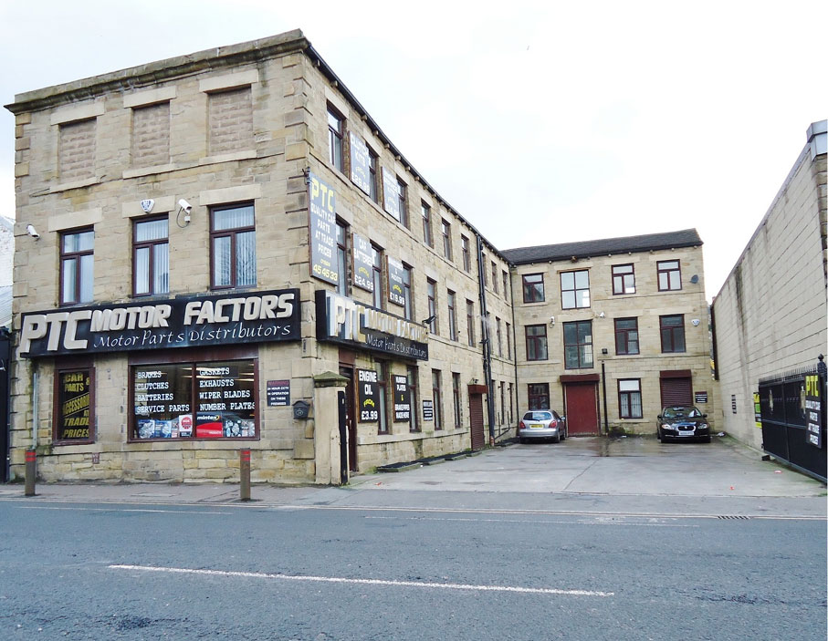 Compare Office Spaces, Bradford Road, Dewsbury, West Yorkshire, WF13, Main