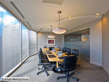 Office space in Panin Tower, 8th floor Grand Sudirman Balikpapan Complex